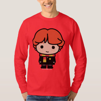 Ron Weasley Cartoon Character Art T-Shirt