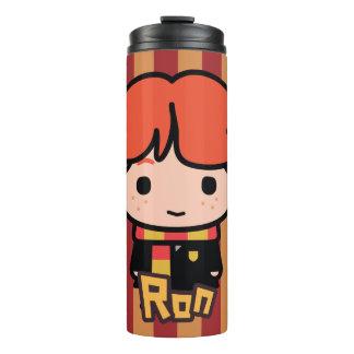 Ron Weasley Cartoon Character Art Thermal Tumbler