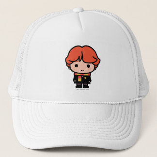Ron Weasley Cartoon Character Art Trucker Hat