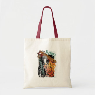 Ron Weasley Collage 1 Budget Tote Bag