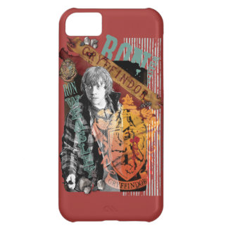 Ron Weasley Collage 1 iPhone 5C Case