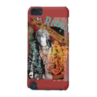 Ron Weasley Collage 1 iPod Touch 5G Case