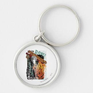 Ron Weasley Collage 1 Keychain