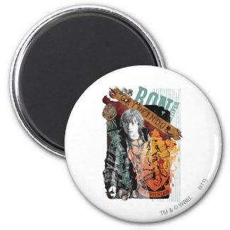Ron Weasley Collage 1 6 Cm Round Magnet