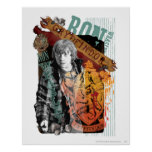 Ron Weasley Collage 1 Posters
