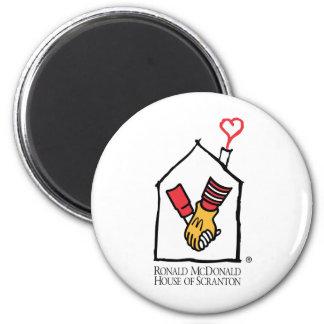 Ronald McDonald Hands Refrigerator Magnets
