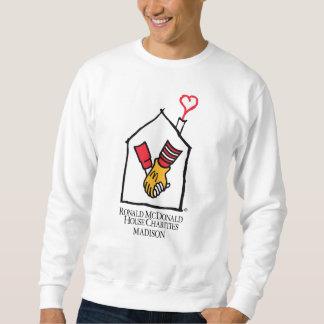 Ronald McDonald Hands Sweatshirt
