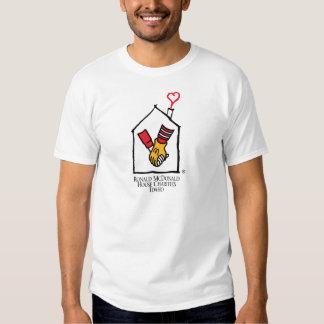 Ronald McDonald Hands Tees
