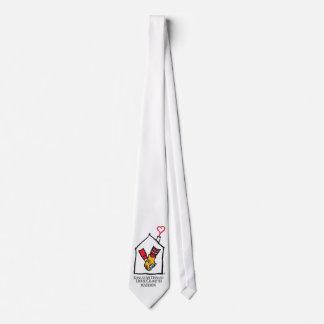 Ronald McDonald Hands Tie