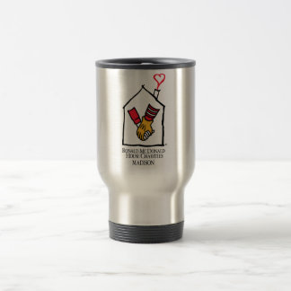 Ronald McDonald Hands Travel Mug