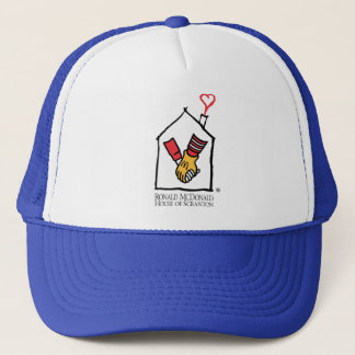 Ronald McDonald Hands Trucker Hat