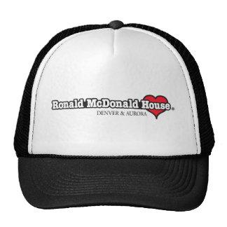 Ronald McDonald Heart Cap