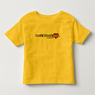 Ronald McDonald Heart Tee Shirt