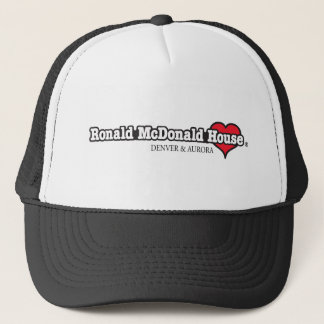 Ronald McDonald Heart Trucker Hat