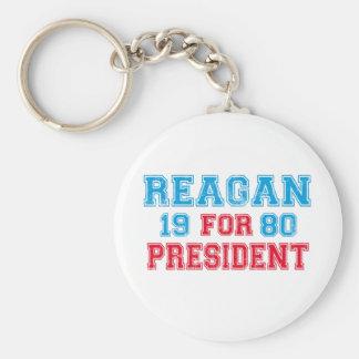 Ronald Reagan 1980 Keychain