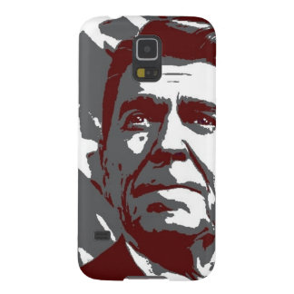 Ronald Reagan 40th President of the USA Galaxy S5 Cases