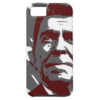 Ronald Reagan 40th President of the USA iPhone 5 Case
