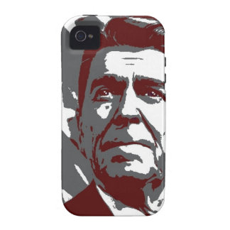 Ronald Reagan 40th President of the USA iPhone 4/4S Cover