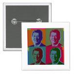 Ronald Reagan Buttons