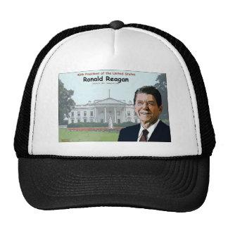 Ronald Reagan Cartoon Hat