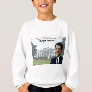 Ronald Reagan Cartoon Sweatshirt