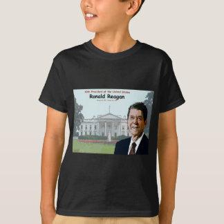 Ronald Reagan Cartoon T-Shirt