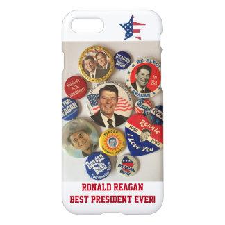 Ronald Reagan iPhone 7 Case