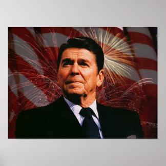 Ronald Reagan Print