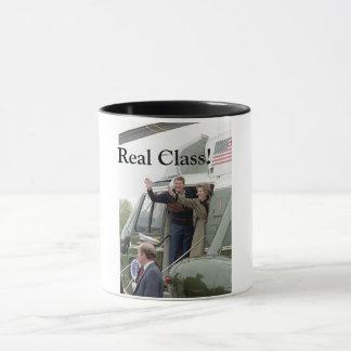 Ronald Reagan Real Class Mug