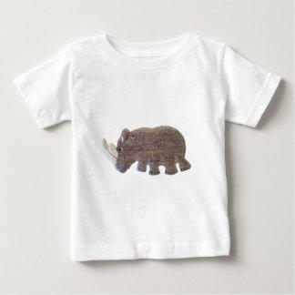 Ronald Rhino Baby T-Shirt