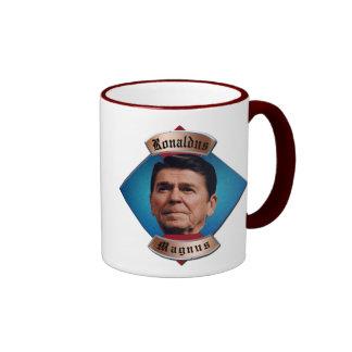 Ronaldus Magnus Ringer Coffee Mug