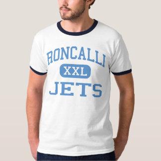 Roncalli - Jets - High - Manitowoc Wisconsin Tshirts
