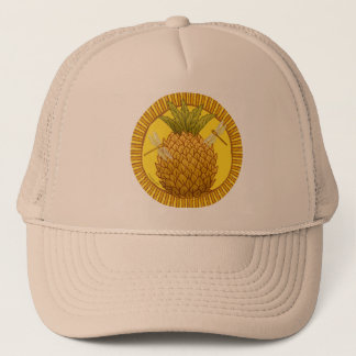 Rondo Pineapple Trucker Hat