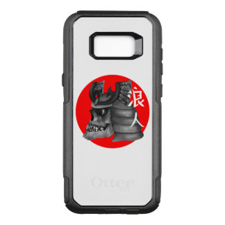 Ronin Samurai Japanese Flag Skull OtterBox Commuter Samsung Galaxy S8+ Case
