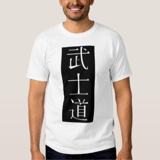 Ronin's Honour/Bushido front Tee Shirts