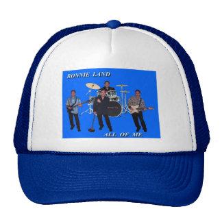 RONNIE LAND Base Ball HAT