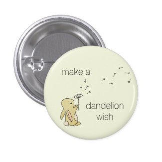 Roo Bunny - Make a Dandelion Wish