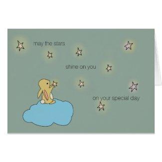 Roo Bunny - May the Stars Shine on You