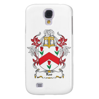 Roo Family Crest Samsung Galaxy S4 Cover