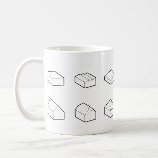 Roof Forms 3D Mug
