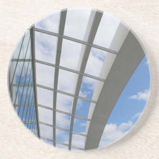 Roof of The Sky Garden, London Beverage Coasters