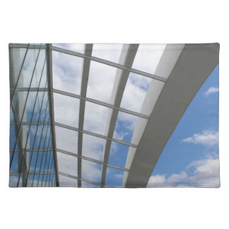 Roof of The Sky Garden, London Placemat