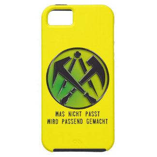 Roofers craftsmen case for the iPhone 5