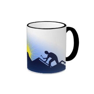 Roofing Ringer Coffee Mug