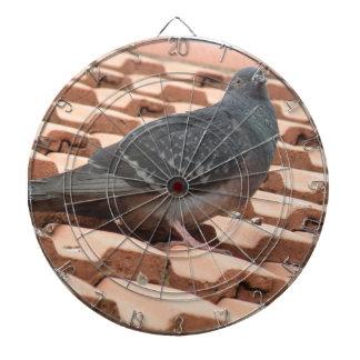 Rooftop Pigeon Dart Board