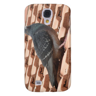 Rooftop Pigeon  Galaxy S4 Case