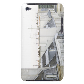 Rooftops in France Barely There iPod Cases