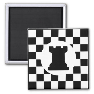 Rook Chess Piece - Magnet - Chess Party Favors