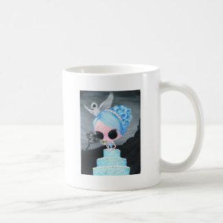 Rook di goo basic white mug