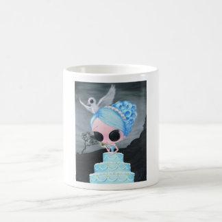 Rook di goo coffee mugs